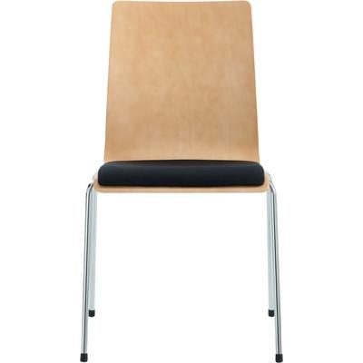 "Stuhl ""Resso B"", Sitz gepolstert"