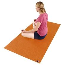 Yoga- und Gymnastikmatte