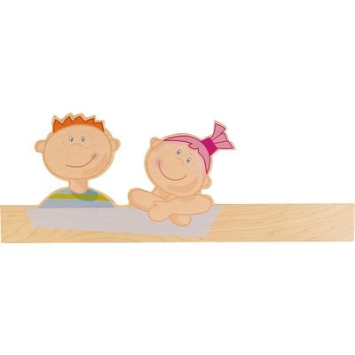 "Leiste ""Linus und Lina"""