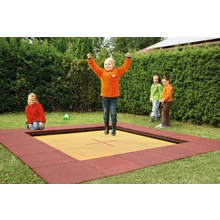 Kinder-Bodentrampolin XL