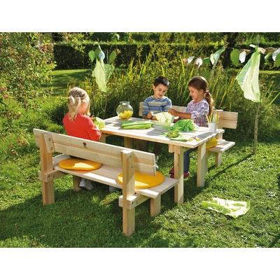 Kindergarten-Tisch