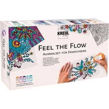 "Fenstermalfarbe ""Feel the Flow"""