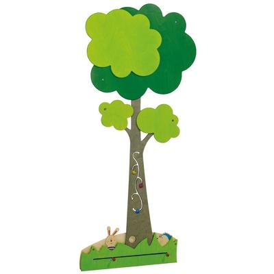 """Applikation """"Baum mit Hase und Igel"""""""