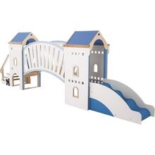 """Spielobjekt """"Burg mit Brücke"""""""