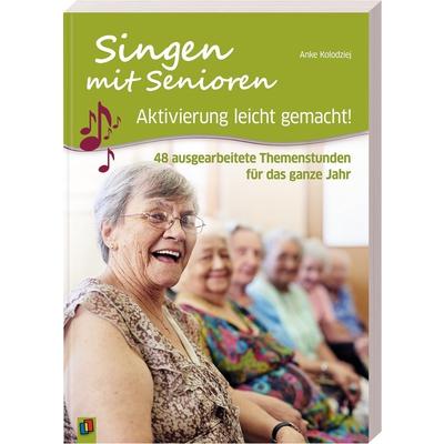 Singen mit Senioren - Aktivierung leicht gemacht
