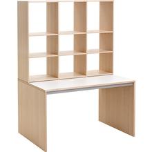 Rudolfo-Regal mit Tisch