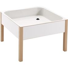 Wasser- und Sandspieltisch mit Wasserablauf