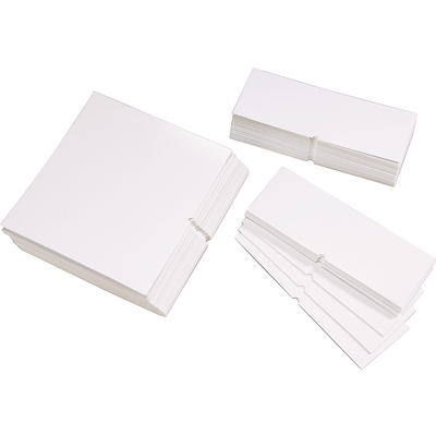 """Kartenset """"Türschild"""" blanko"""