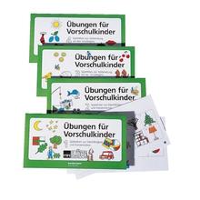 mini-LÜK-Hefte-Set 2 für die Vorschule