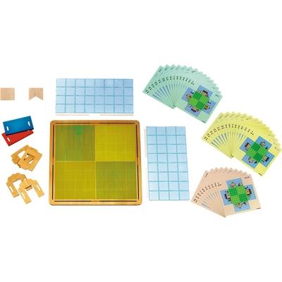 Topo-Logik - Das Raum-Lage-Spiel