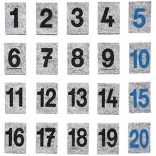 Willys Mini-Zahlenweg und Mini-Zahlengärten