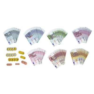 Euro-Geldsatz, magnetisch