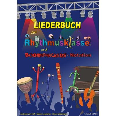 Liederbuch zur Rhythmusklasse mit Boomwhackers-Notation