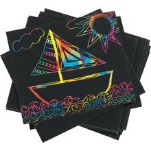 Kratzfolien-Karten