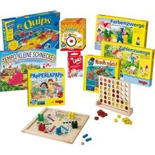 Spielepaket Kindergarten