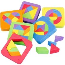 Moosgummi-Puzzles