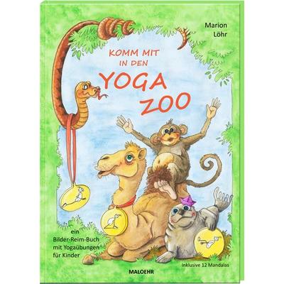 Komm mit in den Yoga-Zoo