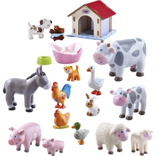Little Friends – Bauernhof-Tiere