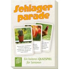 Schlagerparade - Quizspiel für Senioren