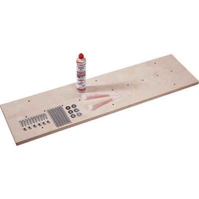 Montagematerial für Betondecken und -wände