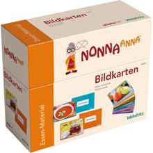 """NONNA ANNA® Bildkarten """"Essen"""""""