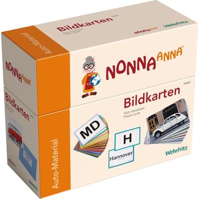 "NONNA ANNA® Bildkarten ""Auto"""