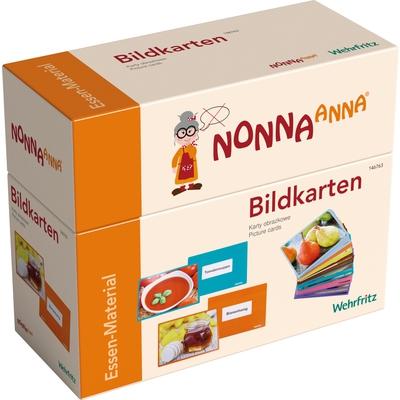 NONNA ANNA® Bildkarten Essen, Türkisch