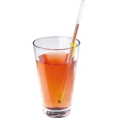 Trinkhalme mit Rückflussstopp
