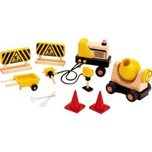 Baustellenausrüstung