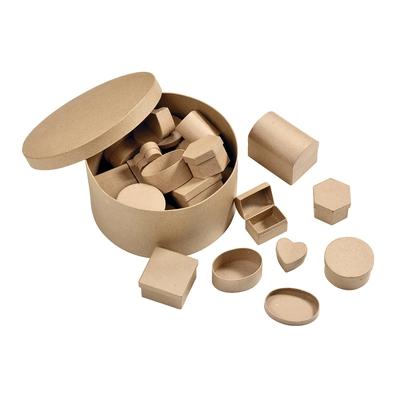 Blanko-Schachteln
