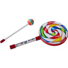 """Trommel """"Lollipop"""", mit Haltegriff"""