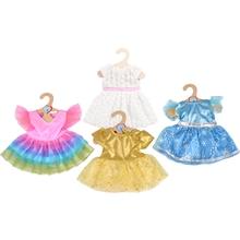 """Puppenkleiderset """"Prinzessinnen"""""""