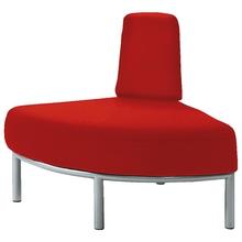 "Sofa ""Rebello"", Viertelkreis"