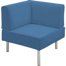 """Sofa """"Rebello"""", winkliges Eckelement mit 2 Rückenlehnen"""
