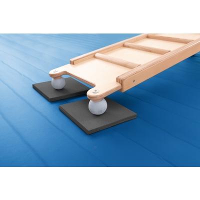 Schutzplatte für Fallschutzmatten