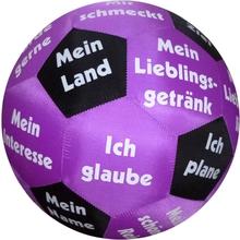"""Lernspielball """"Kennenlernen"""""""