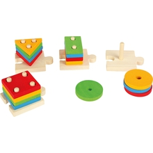 """Formensteckspiel """"Puzzle"""""""