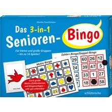 Das 3-in-1-Senioren-Bingo