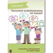 Sommer - Themenheft Gedächtnistraining mit Senioren