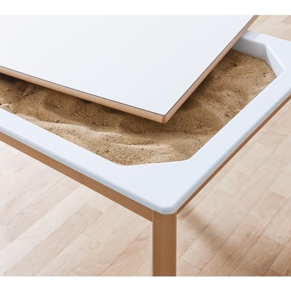 tisch mit wanneneinsatz und deckel bau konstruktionstische tische m bel. Black Bedroom Furniture Sets. Home Design Ideas