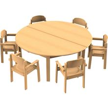 Stuhl-Tisch-Kombination 2