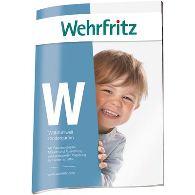 """Broschüre """"Wohlfühlwelt Kindergarten"""""""