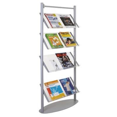 Zeitschriftenständer, frei stehend