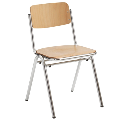 "A-Form-Stuhl ""geo"""