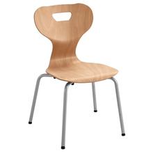"""Vierbein-Stuhl """"solit:sit®"""", natur"""