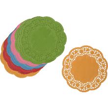Tortenspitze, farbig