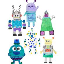 Blanko-Roboter
