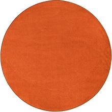 Teppich, mandarinorange