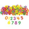 Moosgummi-Zahlen