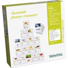 """Quartett """"Essen messen"""""""